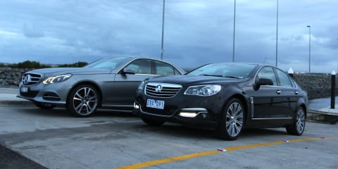 German cars outsell Australian ones locally in January