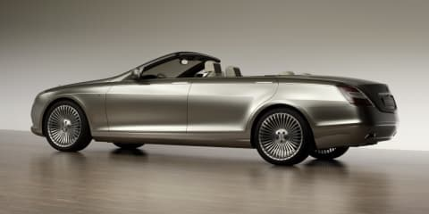 Mercedes-Benz S-Class convertible: open-air limo planned