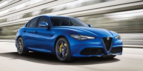 2017 Alfa Romeo Giulia Veloce:: faster AWD variant announced