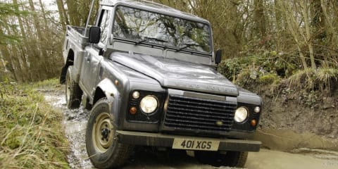 Land Rover grows Defender model range