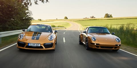 Poll: Porsche 911 Turbo wins inter-generational battle