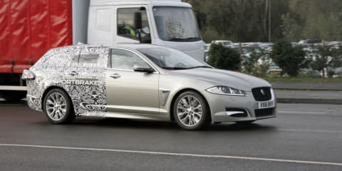 Jaguar XF Sportbrake confirmed for Geneva