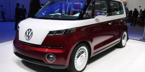 Volkswagen Bulli could join 'heritage range' by 2013
