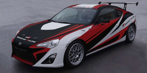 Toyota 86 goes racing at the Ring