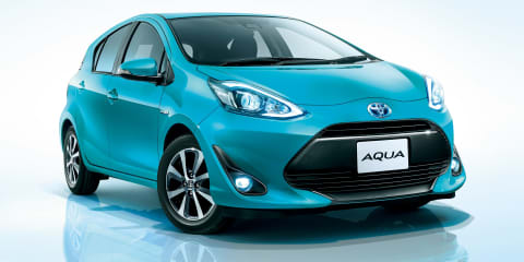 Toyota Prius C to be axed in the US