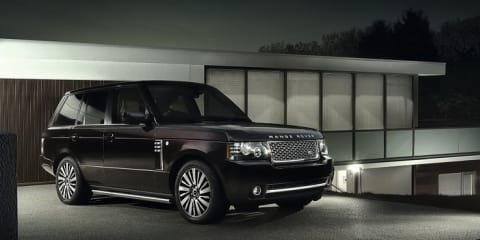 2011 Range Rover Autobiography Ultimate Edition Geneva preview