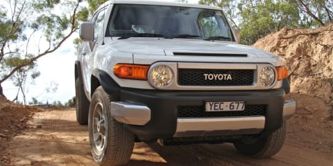 2012 Toyota FJ Cruiser Review