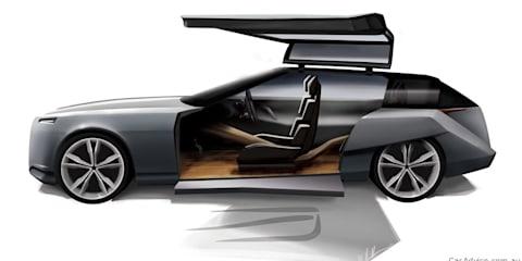 Wally Concept Car