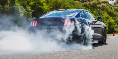 The CarAdvice Winners Circle 2018, Andrew Beecher: Ford Mustang GT