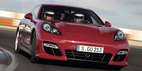 Porsche Panamera: shooting brake concept expected at Paris