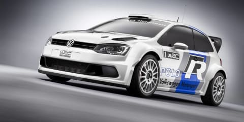VW Polo R: WRC car for the road hits the skids