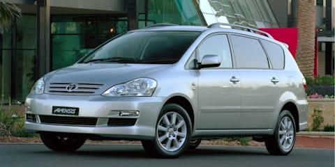 Toyota Corolla, Avensis Takata recall initiated