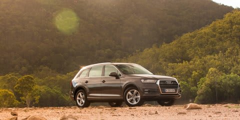 2016 Audi Q7 3.0 TDI Quattro Review