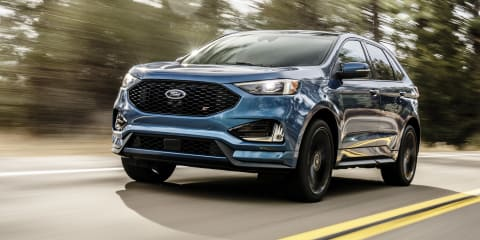 Ford Edge ST takes on Focus, Fiesta - video