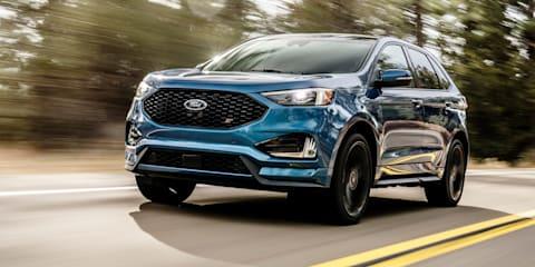 2019 Ford Edge ST revealed - UPDATE