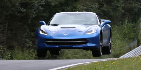 Chevrolet Corvette Stingray: Euro-spec muscle car tackles Nurburgring