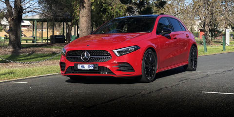 2019 Mercedes-Benz A200 review
