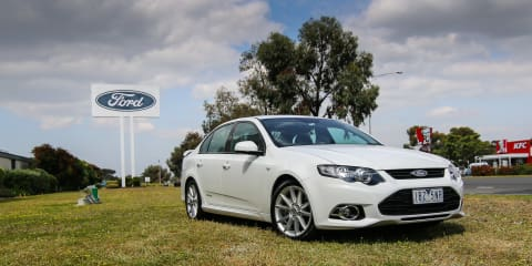Ford Falcon XR6 Turbo Review :: Run-out round-up
