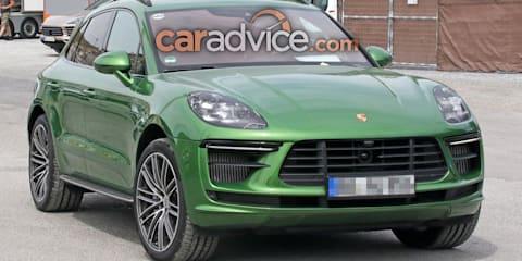 2019 Porsche Macan spied