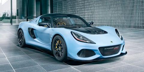 Lotus Exige Sport 410 revealed