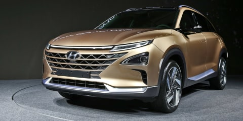 2018 Hyundai 'FE' fuel-cell SUV revealed, hits Australian Alps for testing