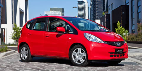 Honda Australia prices slashed