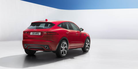 2018 Jaguar E-Pace full image gallery