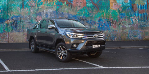2015-17 Toyota HiLux recalled for battery fix: 39,000 vehicles affected