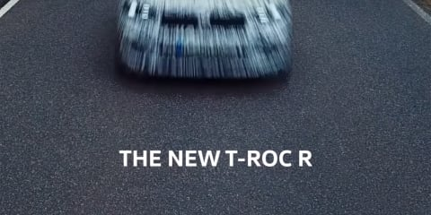 Volkswagen confirms T-Roc R - video