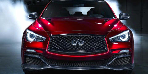 Infiniti to launch 4 Series coupe rival in 2015 - report