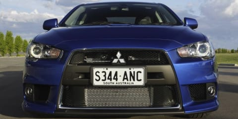 2010 MITSUBISHI LANCER EVOLUTION Review