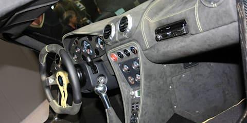 Gumpert Apollo 2008 Geneva Motor Show
