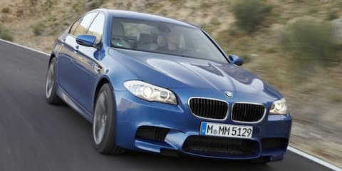BMW M5 and M6 manual option secured for US