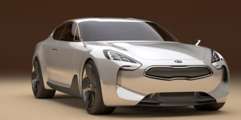 Kia GT set to debut in 2017 - report