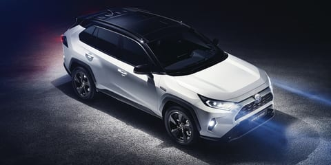 2019 Toyota RAV4 revealed for Europe