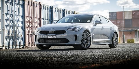 2018 Kia Stinger 200Si review