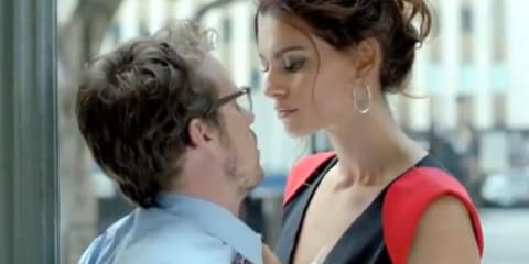 Abarth 500 advertisement too racy for TV