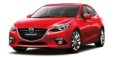 Mazda 3 diesel coming to Australia in September