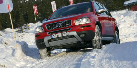 2012 Volvo XC90 update on sale in Australia