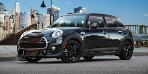 2016 Mini Carbon Edition:: JCW-inspired special on sale in Australia - UPDATE