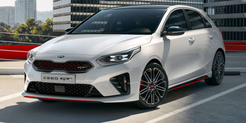 2019 Kia Cerato GT previewed? Ceed GT, K3 GT revealed overnight