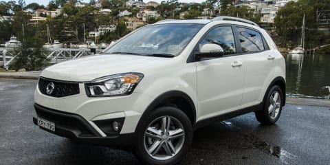 2014 Ssangyong Korando Review