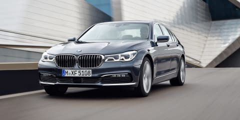 2016 BMW 7 Series recalled for airbag issue