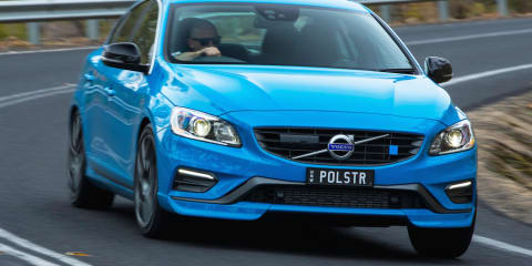 Volvo S60 Polestar : Performance sedan drops below $100K