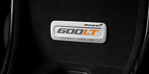 McLaren 600LT detailed for Goodwood debut