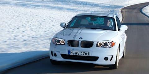 BMW ActiveE: Review