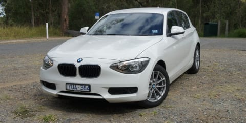 BMW 116i Review