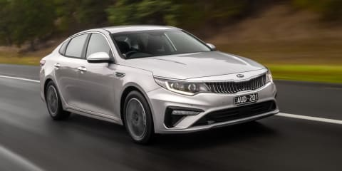 2018-20 Kia Optima recalled