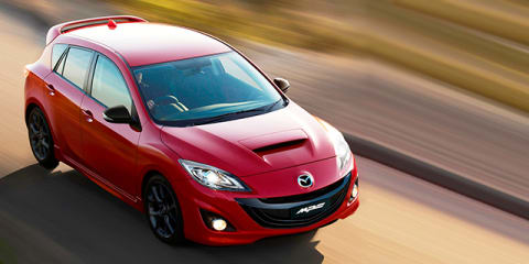 Mazda3 updated with Bluetooth and USB; styling tweaks for MPS