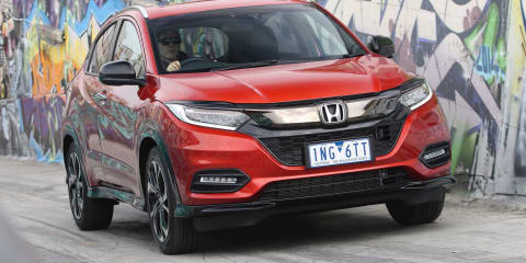 2019 Honda HR-V RS review